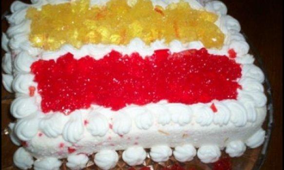Delicia de gelatina