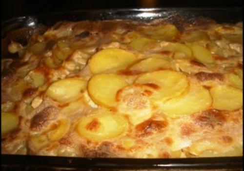 Gratin de Batatas