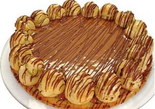 Saint-Honoré de Chocolate
