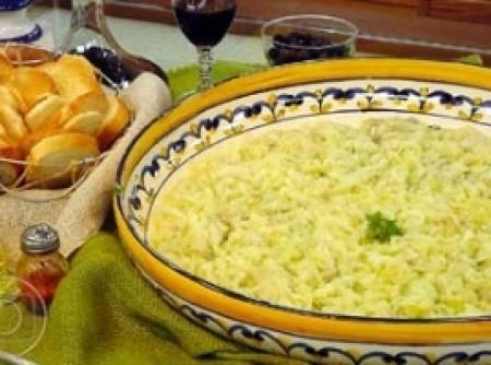 Salada/ Punheta de Bacalhau
