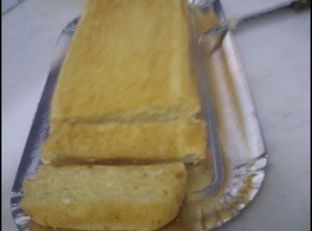 Pâo de queijo de assadeira