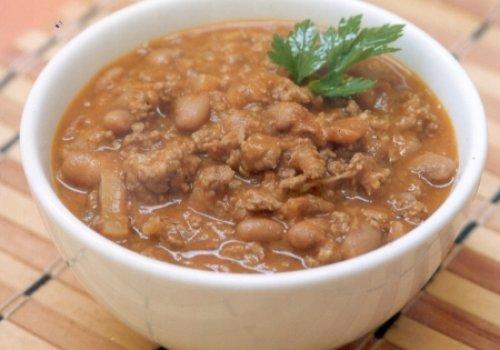 Chilli com Carne (Feijoada Mexicana)