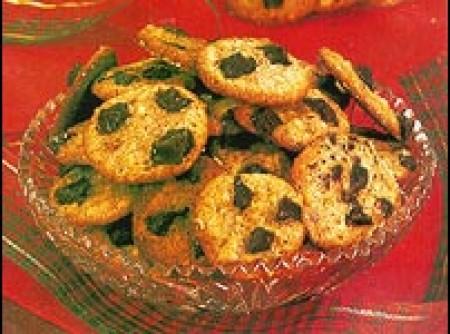 Cookie de Chocolate para a Páscoa