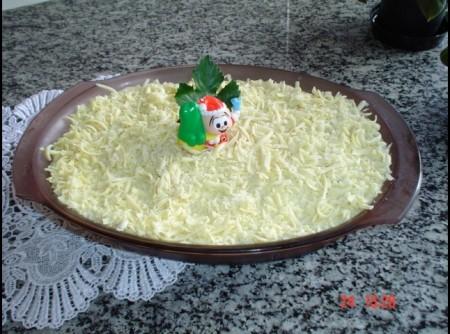 Pavê de Chocolate Branco Galak