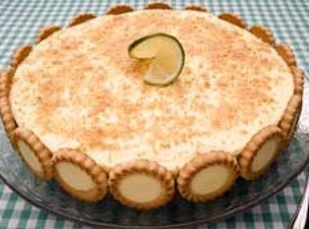 Torta classica de limão
