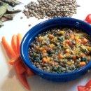 Curry a Base de Lentilhas