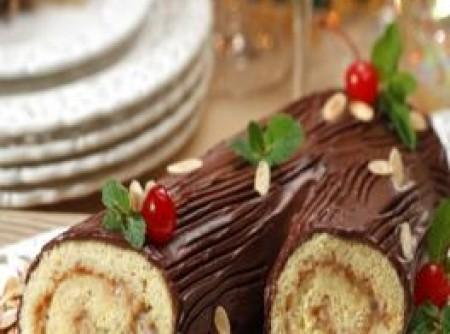 Rocambole de chocolate | CyberCook