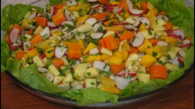 Salada Tropical d'humorcego