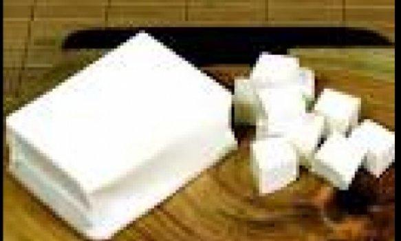 Queijo de soja (tofú)