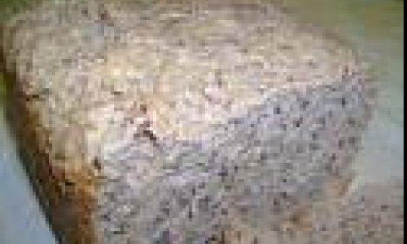 Pão integral com farinha de Centeio