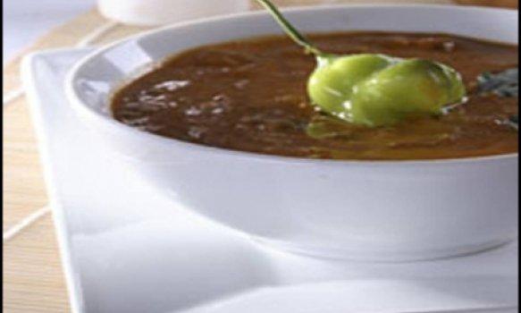 Sopa de milho-verde