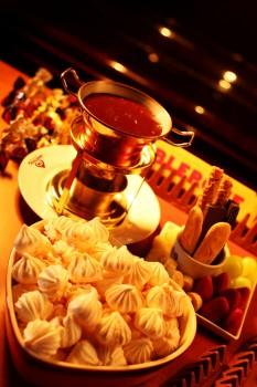 Fondue de Toblerone ao Leite | Vladi Fernandes