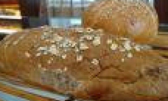 Pão integral de Liqüidificador com Linhaça