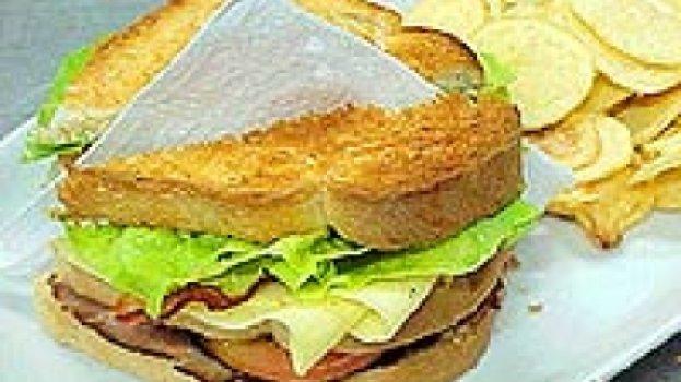 sanduíche de rosbife