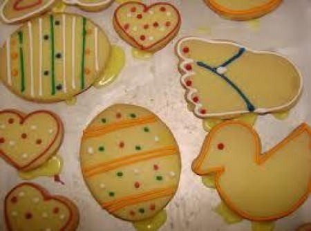 Biscoitos decorados   Job Franco Neto