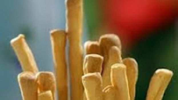 Breadsticks / palitos de pão