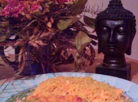 Jantar Indiano Fácil