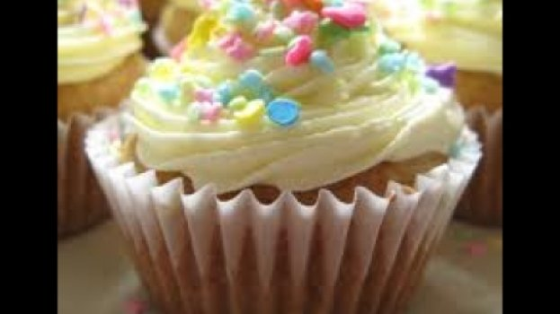 Cupcake com Merengue