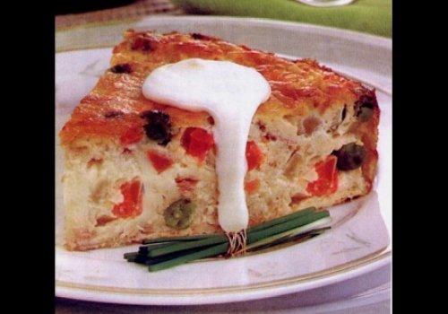 Torta suflê
