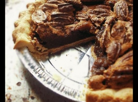 Pecan Pie (Torta de Nozes) | Gisele Pereira