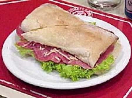 Sanduíche Cipriani