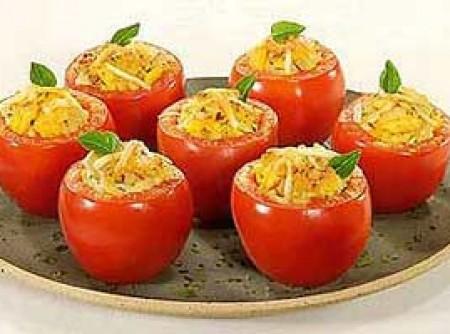 Tomates Recheados da Jesyka