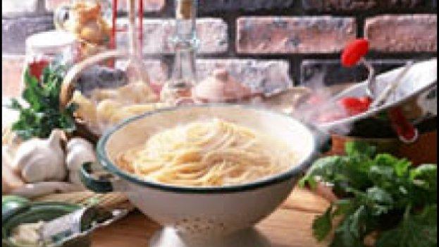 Spaghetti sabato sera