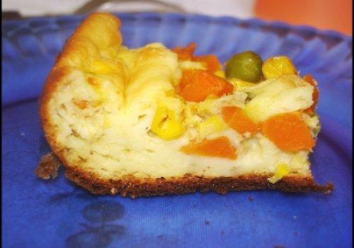 Torta de Legumes