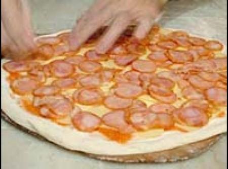 pizza della nona