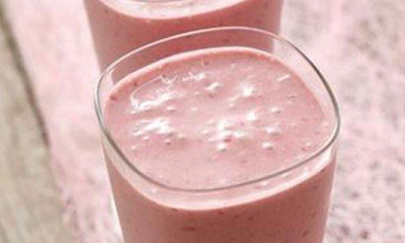 Iogurte Caseiro sabor Morango