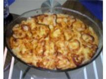 Rondeli de mortadela defumada com mel e mostarda