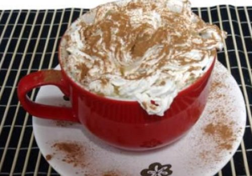 Chocolate quente especial
