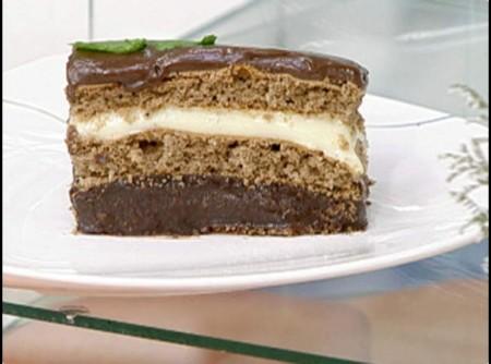 Pavê de Três Chocolates | Priscila Alves