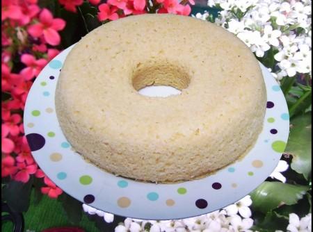bolo de queijo e coco