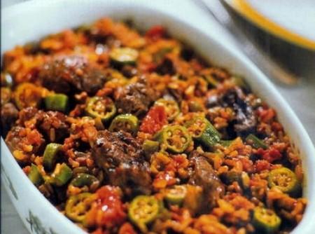 carne com quiabo | ORLANDO GLINGANI JUNIOR