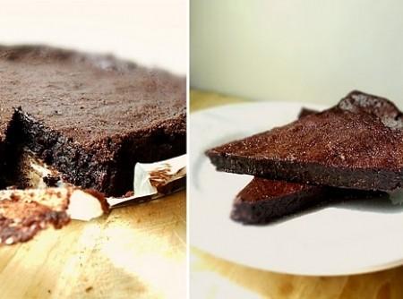 Bolo-Mousse de Chocolate   thereza