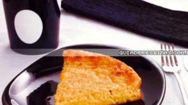 Torta Cremosa de Mussarela