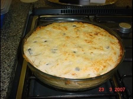 Torta de Bacalhau com Requeijão | FABIO  SILVA      (SHOW DA CARIOCA)