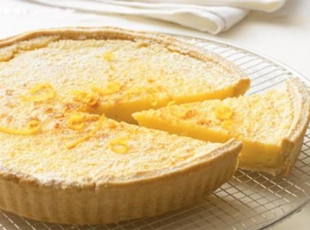 Torta de limão siciliano | Ilka Schaupenlehner Haramboff