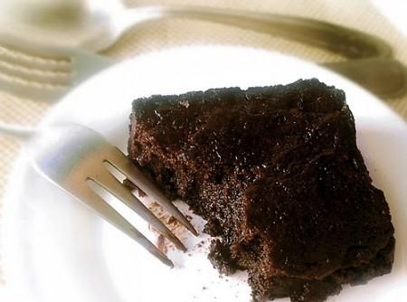 Bolo Húngaro com Chocolate