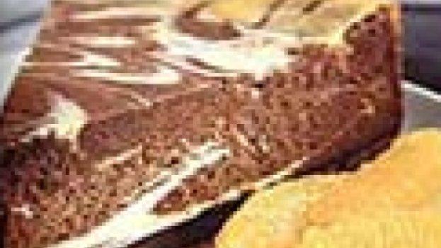 Cheesecake Marmorizado