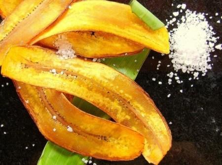 Chips de Banana-da-terra