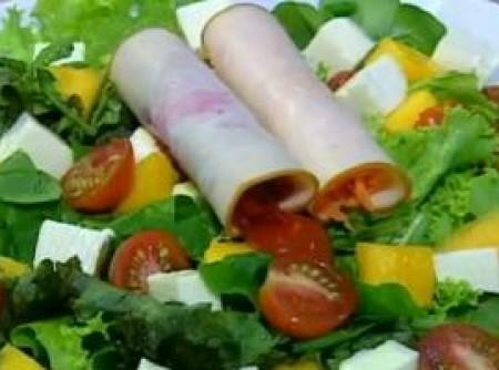 Salada lindíssima