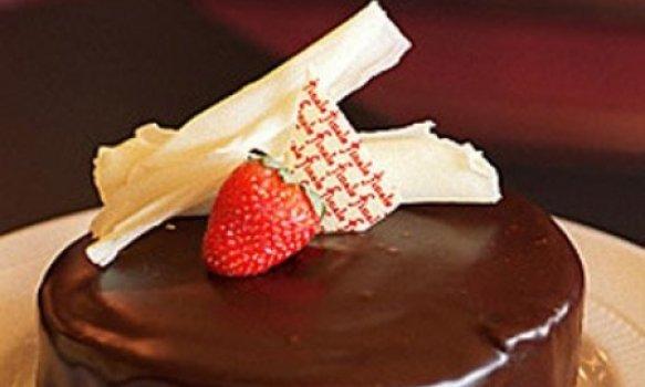 Bolo preguiça de chocolate