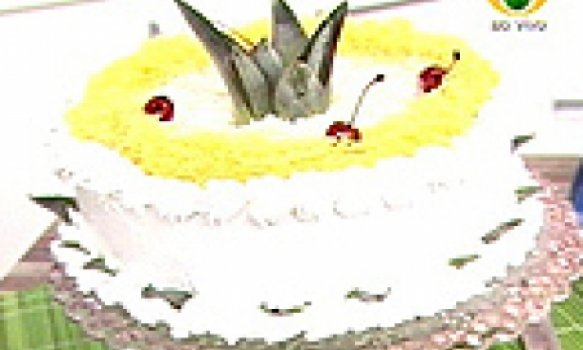 Torta Bombocado de Abacaxi