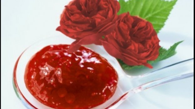 Geléia dietética de Morango