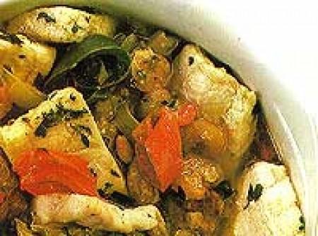 calderda de peixe e camarão | Miriam Rechenberg