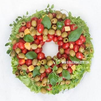 Salada Guirlanda