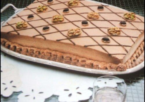 Torta hungara decafe caboclo