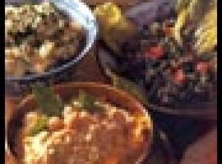 Salada de Trigo (Tabule)